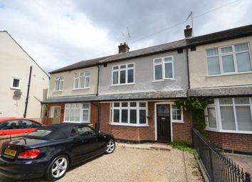 Thumbnail 3 bed terraced house to rent in St. Johns Road, Chelmsford