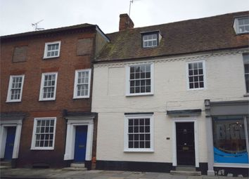 Thumbnail 3 bedroom town house for sale in St Pancras, Chichester, West Sussex