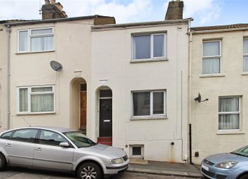Thumbnail 3 bed terraced house for sale in Melbourne Road, Chatham, Kent