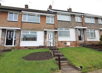 Thumbnail 3 bed town house to rent in Pendle Close, Walshaw Park, Bury