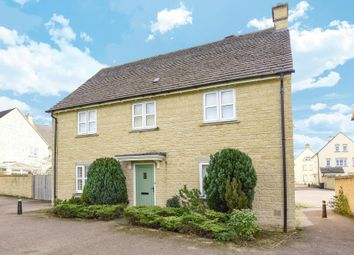 Thumbnail 4 bedroom detached house for sale in Birch Grove, Witney