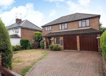 Thumbnail 4 bed detached house to rent in Coworth Road, Sunningdale