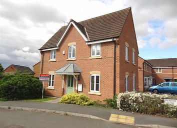 Thumbnail 3 bed detached house to rent in Tayberry Close, Alvaston, Derby