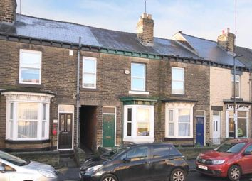 Thumbnail 3 bed terraced house for sale in Hawksley Avenue, Sheffield, South Yorkshire