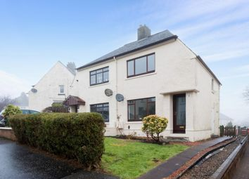 Thumbnail 2 bedroom semi-detached house for sale in 8 Moorhill Road, Newton Mearns