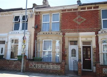 Thumbnail 3 bed terraced house for sale in Wallace Road, Copnor, Portsmouth, Hampshire