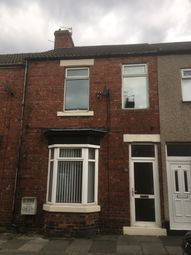 Thumbnail 3 bed terraced house to rent in Co-Operative Street, Shildon