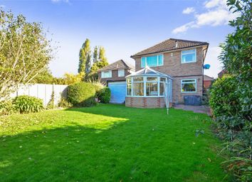 Thumbnail 4 bed detached house for sale in Blenheim Gardens, Havant, Hampshire