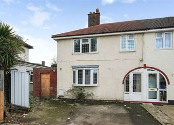 Thumbnail 4 bed semi-detached house for sale in Camden Way, Thornton Heath