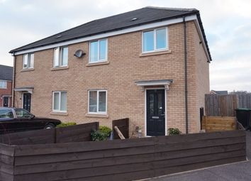 Thumbnail 1 bed town house for sale in Orchil Street, Nottingham