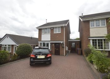 Thumbnail 3 bed detached house for sale in Sterndale Drive, Fenton, Stoke-On-Trent