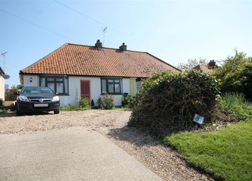 Thumbnail 3 bed bungalow for sale in Mill Street, St. Osyth, Clacton-On-Sea