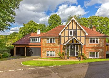 Thumbnail 5 bedroom detached house for sale in Oaklands View, Welwyn