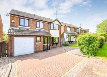 Thumbnail 4 bedroom detached house for sale in Eanleywood Lane, Norton, Runcorn, Cheshire
