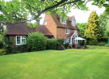 Thumbnail 3 bed detached house for sale in Butcherfield Lane, Hartfield