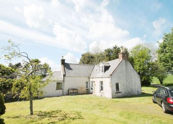 Thumbnail 3 bedroom farmhouse for sale in Leasburn, Auchterless, Turriff AB538Be