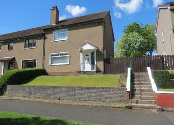 Thumbnail 3 bed terraced house for sale in Glenburn Crescent, Paisley