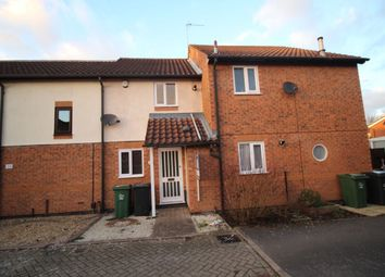 Thumbnail 2 bed terraced house to rent in St. Columba Way, Syston, Leicester