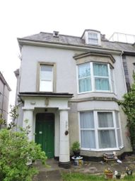 Thumbnail 1 bedroom flat to rent in Lonsdale Villas, Plymouth