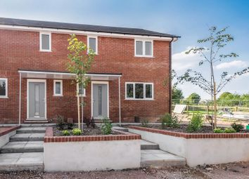 Thumbnail 3 bed semi-detached house for sale in Lady Godley Close, Tidworth