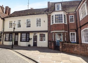 Thumbnail 3 bed terraced house for sale in Market Square, Horsham