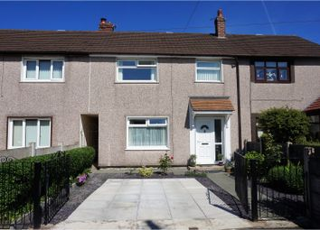 Thumbnail 3 bed terraced house for sale in Caldy Grove, St Helens
