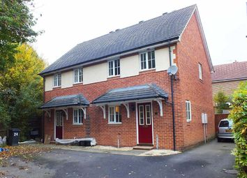 Thumbnail 3 bed semi-detached house to rent in Newhurst Park, Hilperton, Trowbridge, Wiltshire