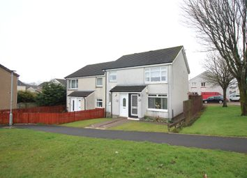 Thumbnail 2 bed flat for sale in Lauder Gardens, Coatbridge, Lanarkshire