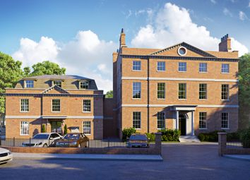Thumbnail 2 bed flat for sale in Ashley House, Ashley Road, Epsom