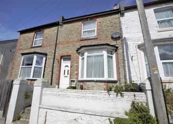 Thumbnail 3 bed terraced house for sale in Kenwyn Road, Torquay