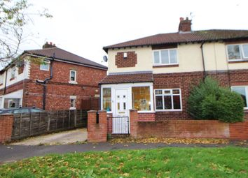 Thumbnail 2 bed semi-detached house for sale in Dumbarton Road, South Reddish, Stockport