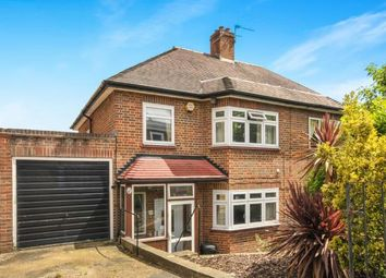 Thumbnail 3 bed semi-detached house for sale in Honor Oak Road, Forest Hill, London