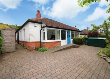 Thumbnail 3 bed bungalow for sale in Crowther Avenue, Calverley, Pudsey