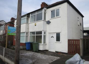 Thumbnail 3 bed semi-detached house to rent in Greg Street, Stockport
