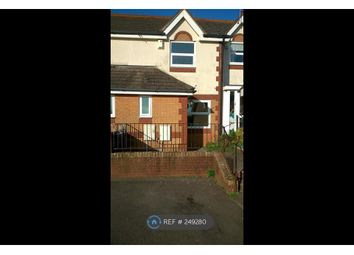 Thumbnail 2 bed terraced house to rent in Louville Close, Paignton