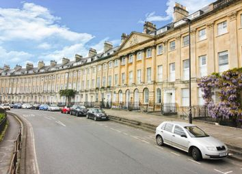 Thumbnail 2 bed flat to rent in Camden Crescent, Bath