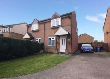 Thumbnail 2 bedroom semi-detached house for sale in Broad Meadow, Ipswich