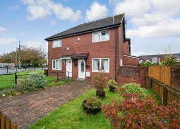 Thumbnail 1 bed end terrace house for sale in Maukinfauld Court, Tollcross, Glasgow