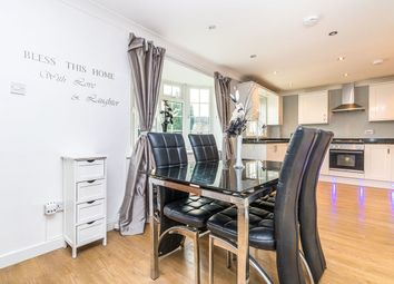 Thumbnail 4 bed semi-detached house for sale in Tatsfield Close, Gillingham
