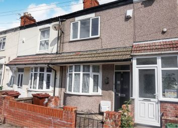 3 bed terraced house for sale in David Street, Grimsby DN32