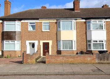 Thumbnail 3 bedroom terraced house for sale in Broad Avenue, Bedford, Bedfordshire