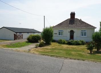Thumbnail 3 bed detached bungalow for sale in Straight Road, March