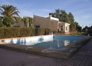 Thumbnail 3 bed villa for sale in Spain, Valencia, Alicante, Elche