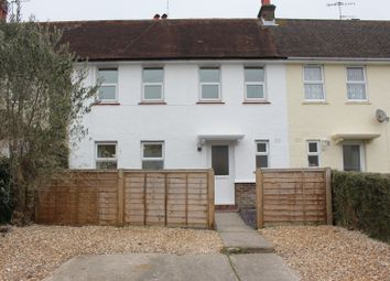 Thumbnail 3 bed property to rent in Loder Gardens, Broadwater, Worthing