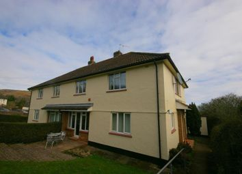 Thumbnail 2 bed flat to rent in Periton Way, Minehead