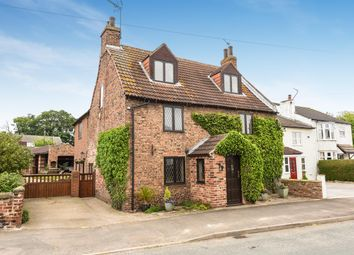 Thumbnail 6 bed link-detached house for sale in High Street, West Cowick, Goole