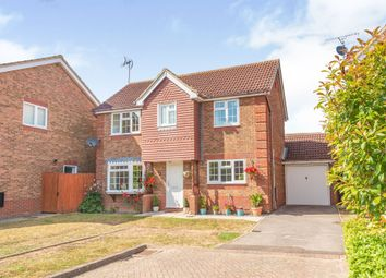 Thumbnail Detached house for sale in Copper Close, Burgess Hill