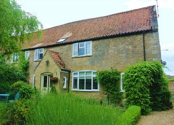 Thumbnail 3 bed semi-detached house for sale in Austerby, Bourne, Lincolnshire