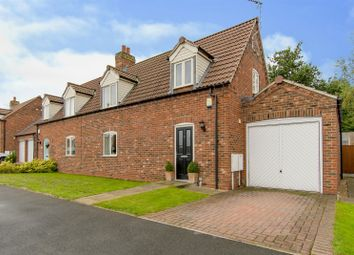 Thumbnail 3 bed semi-detached house for sale in Willow Mews, Beckingham, Doncaster