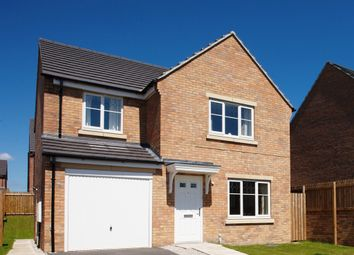 "Thumbnail 4 bed detached house for sale in ""The Roseberry"" at Station Road, North Hykeham, Lincoln"